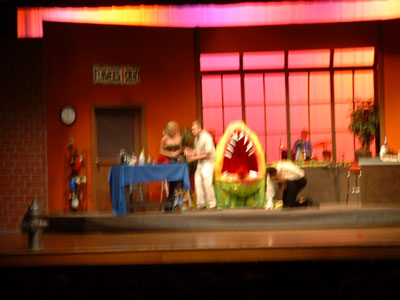 Audrey II Puppet for Little Shop of Horrors