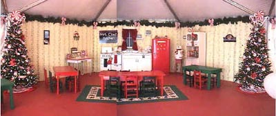 Ms Santa's Kitchen