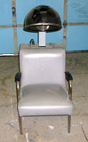 beauty salon chair