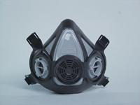 Little Shop of Horrors gas mask black