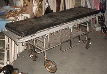 medical stretcher hospital