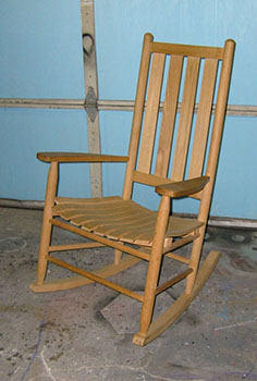 Rocking Chair Wood