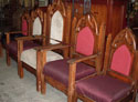 ecclesiastical chairs