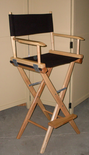 singin in the rain directors chair hollywood