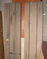 faux wood planks