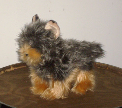 Wizard of Oz toto stuffed dog