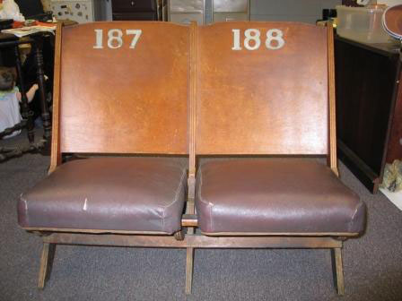 theatre seats hollywood vintage